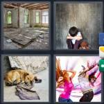 4 pics 1 word 9 letter answers abandoned expocarfo
