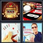 4 pics 1 word 8 letter answers gambling expocarfo Choice Image