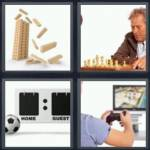 4 pics 1 word 4 letter answers game expocarfo Image collections