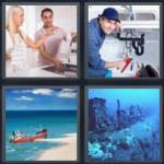 4 pics 1 word 4 letter answers sink expocarfo Gallery