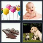 4 pics 1 word 5 letter answers sweet expocarfo Images