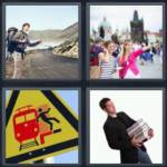 4pics1word answers 4 letters 4 pics 1 word 4 letter answers 20215 | trip