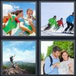 4 pics 1 word 8 letter answers vacation expocarfo Choice Image